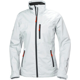 Helly Hansen Crew Jacke Damen white